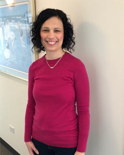 Renee Spinella, Physical Therapist
